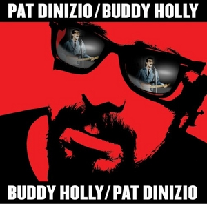 Pat Dinizio~ Buddy Holly album cover