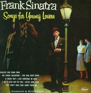 Songs For Young Lovers~ Swing Easy! album cover