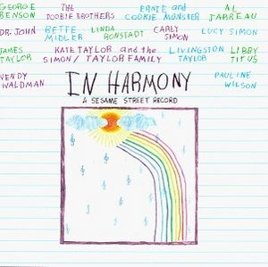 In Harmony: A Sesame Street Record album cover