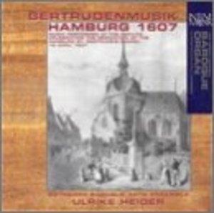 Gertrudenmusik Hamburg 1607 album cover