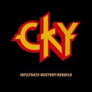 Infiltrate Destroy Rebuild album cover
