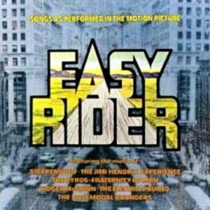 Easy Rider: Music From The Soundtrack album cover