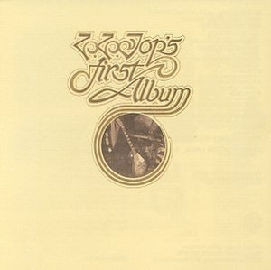 ZZ Top's First Album album cover