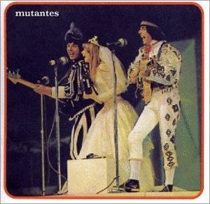 Mutantes album cover