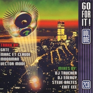 Go For It! Vol. 1 album cover