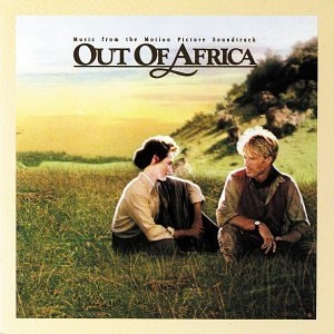 Out Of Africa (Music From The Motion Picture Soundtrack) album cover