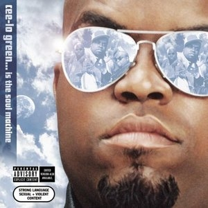 Cee-Lo Green...Is The Soul Machine album cover