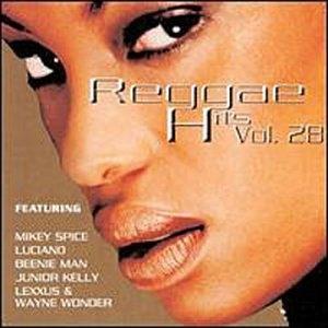Reggae Hits Volume 28 album cover
