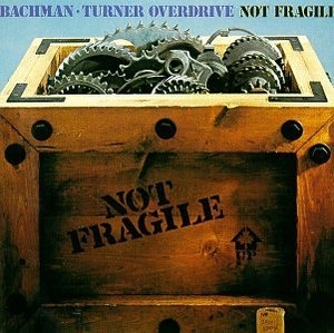 Not Fragile album cover