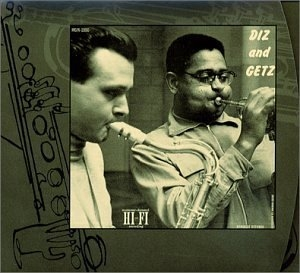 Diz And Getz album cover