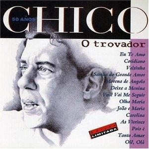 50 Anos: O Trovador album cover