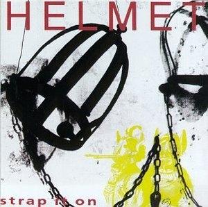 Strap It On album cover