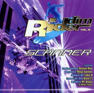 Riddim Rider, Vol. 5: Scanner album cover