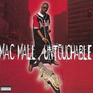 Untouchable album cover