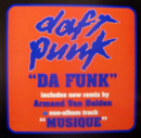 Da Funk (Single) album cover