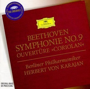 Beethoven: Symphonie No.9 album cover