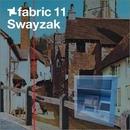 Fabric 11 album cover