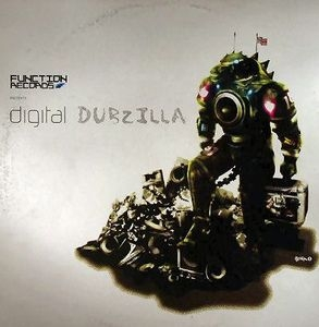 Dubzilla album cover