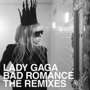 Bad Romance: The Remixes album cover