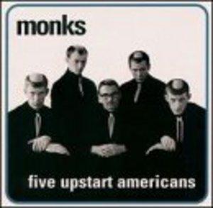 Five Upstart Americans album cover