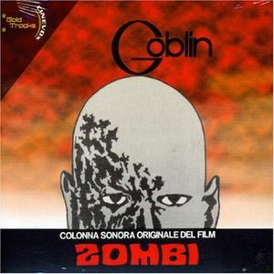 Zombi (Dawn Of The Dead) album cover