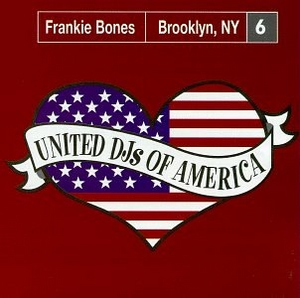 United DJs Of America Vol.6: Brooklyn, NY album cover