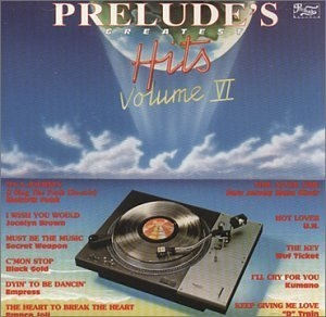 Prelude's Greatest Hits Vol.1 album cover