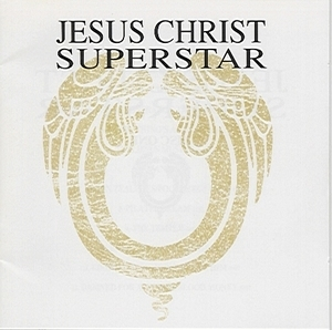 Jesus Christ Superstar (Original London Concept Recording) album cover