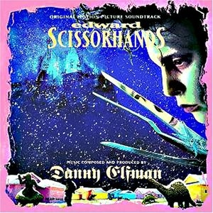 Edward Scissorhands (Original Motion Picture Soundtrack) album cover