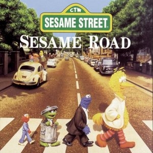 Sesame Road album cover