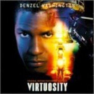 Virtuosity: Orginal Motion Picture Soundtrack album cover