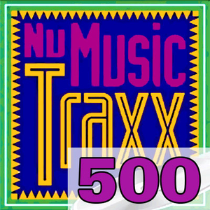 ERG Music: Nu Music Traxx, Vol. 500 (June 2019) album cover