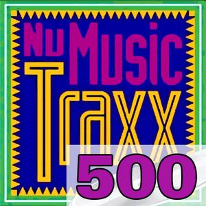 ERG Music: Nu Music Traxx, Vol. 500 (June 2019) album cover