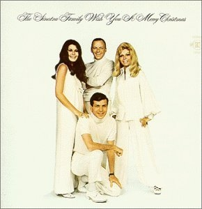 The Sinatra Family Wish You A Merry Christmas album cover