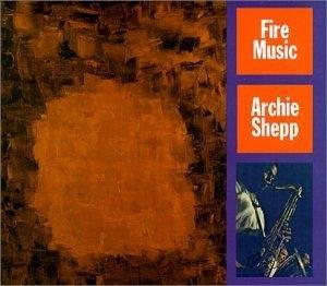 Fire Music album cover