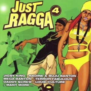Just Ragga Volume 4 album cover