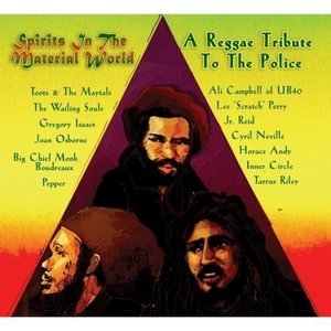 Spirits In The Material World: A Reggae Tribute To The Police album cover