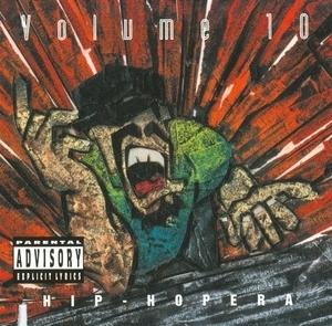 Hip-Hopera album cover