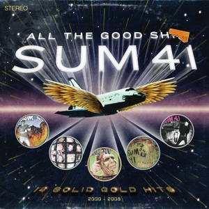 All The Good Shit: 14 Solid Gold Hits album cover