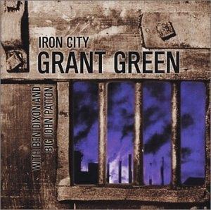 Iron City album cover