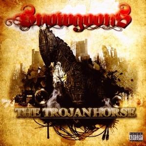 The Trojan Horse album cover