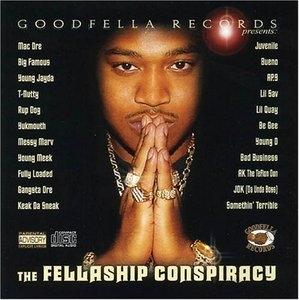 The Fellaship Conspiracy album cover