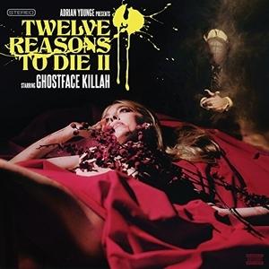 Twelve Reasons To Die II album cover