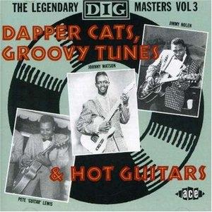 Dapper Cats, Groovy Tunes & Hot Guitars album cover