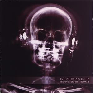 Uneasy Listening, Vol. 1 album cover