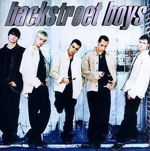 Backstreet Boys album cover