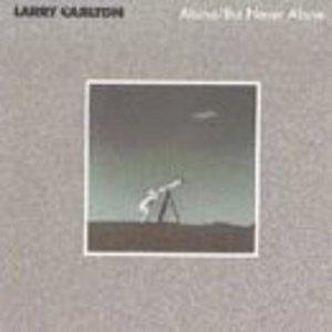 Alone But Never Alone album cover