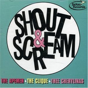 Shout & Scream album cover