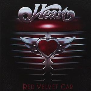 Red Velvet Car album cover