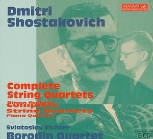 Shostakovich: String Quartets Nos.2 & 3 album cover